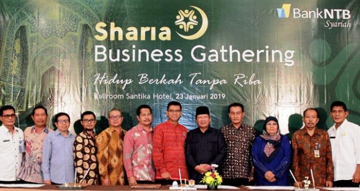Bank-NTB-Syariah-jalin-kemitraan-dengan-34-lembaga