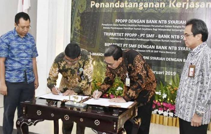 Gubernur-Sambut-Baik-Kerja-Sama-Bank-NTB-Syariah-dengan-PPDPP